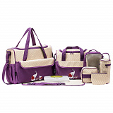 SOHO Collections Diaper Bag Set