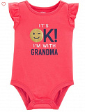 Grandma Collectible Bodysuit