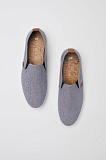 Slip-on Shoes - gray