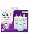 Philips Avent Natural Bottle 3pk
