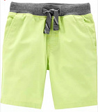Easy Pull-On Dock Shorts-sal